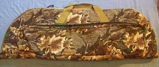 Jennings Buckmaster in Advantage, matches the bow and is one of our longest cases.